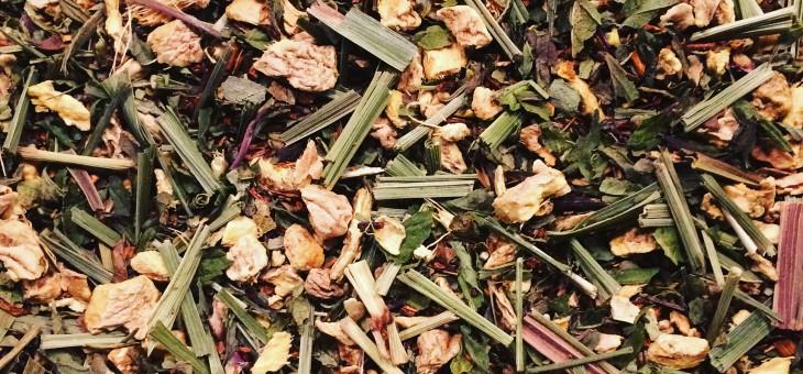 Günün Çayı : Tulsi Marigold Lemon