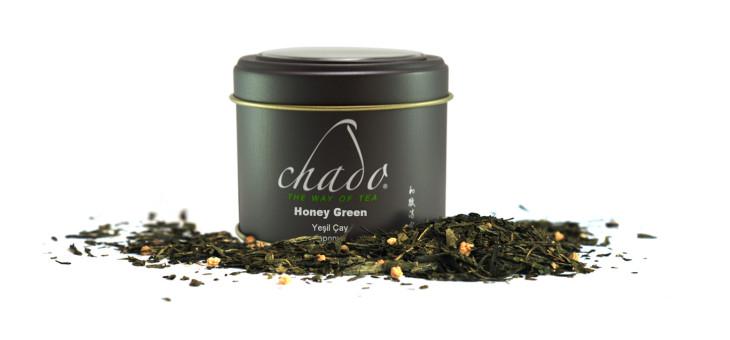Günün Çayı : Honey Green