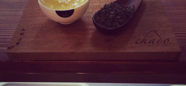 Günün Çayı: Green Earl Grey