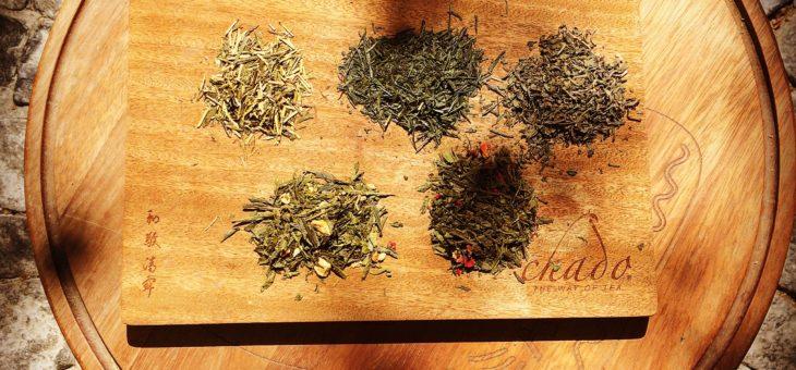 Günün Çayı: Green Tea