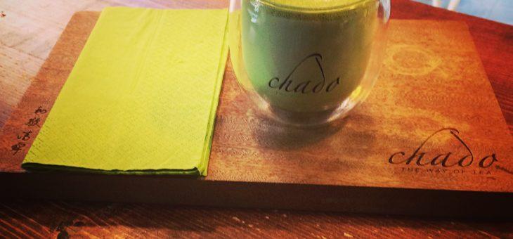 Günün Çayı: Matcha Latte